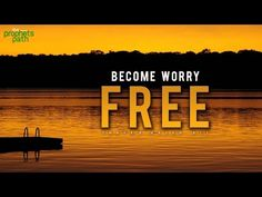 How To Become Worry Free - YouTube