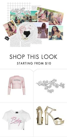 """""""LITTLE MIX   'shout to my ex'"""" by baconchan ❤ liked on Polyvore featuring The Ragged Priest and Topshop"""