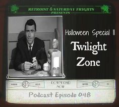 Saturday Frights Podcast Episode 048 (Halloween Special II)