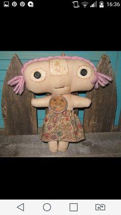 Primitiv doll