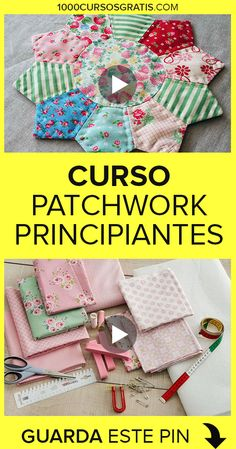 Patchwork Quilt Patterns, Patchwork Quilting, Patchwork Ideas, Patch Quilt, Quilt Blocks, Quilting Projects, Sewing Projects, Fabric Crafts, Sewing Crafts