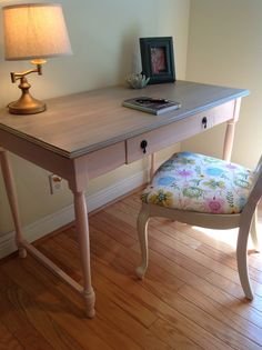ReFinished desk by FiRefinish.  Facebook.com/FiRefinish