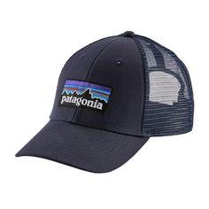 fd79a01ceea Patagonia P-6 LoPro Trucker Hat