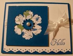 Stamping With Tamie: Stampin Up Elementary Elegance (Sale-a-Bration)