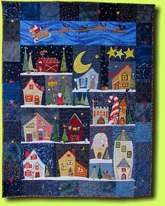 1000 Images About Welcome To The North Pole Quilt On