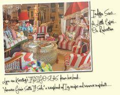 Charlotte Moss on Indigo Seas Valentine Day Gifts, Valentines, Beach Color, Store Displays, My Boutique, Seas, Display Ideas, Indigo, Charlotte
