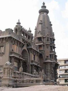 The Baron Castle, Cairo, Egypt