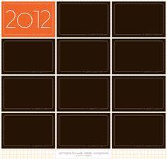 Thanksgiving_photo_book_writeclickscrapbook - a one pager for Thanksgiving