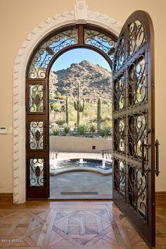 Beautiful entry/door