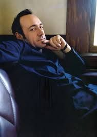 Kevin Spacey - I don't know quite what it is about this actor that I love so much but it's there!