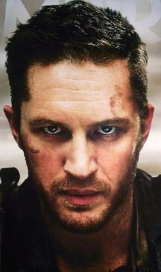 Tom Hardy giving a good Brennus death stare at da other angeel