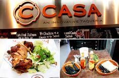 C Casa at Oxbow Public Market. Taqueria #glutenfree
