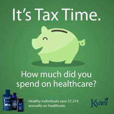 Reduce (likely eliminate) prescription meds, doctor visits & hospital stays by becoming #NutritionallyFit with #Kyani!