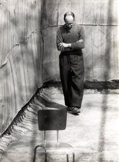 Not published in LIFE. Adolf Eichmann, Nazi war criminal, awaits trial in Israel, Contemplating the future perhaps? Nuremberg Trials, Cultura General, Second World, World History, Jewish History, The Victim, World War Two, Historical Photos, Wwii