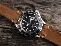 Curated Rolex 1680 Red Submariner from 1970
