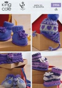 King Cole Knitting Patterns To Download : 1000+ images about Baby Ponchos - Knitting and Crochet Patterns on Pinterest ...