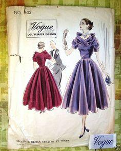 Vogue Couturier 603