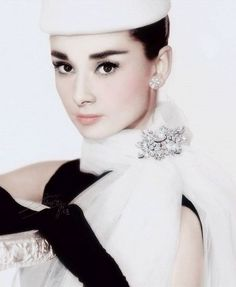 audrey; so beautiful and so iconic