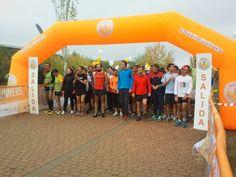 Beer Runners en León - 10 de noviembre de 2012 vía @Cervecear | Beer Runners España - Si te gusta el deporte y la cerveza este es tu sitio
