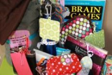 This is a chemo care package you can purchase or will give you good ideas on making your own!!