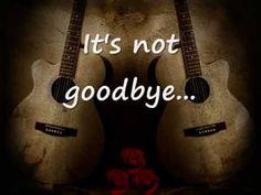 Laura Pausini - It's Not Goodbye lyrics