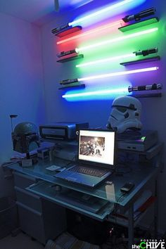 Need 4 more lightsabers and I'm doing this.