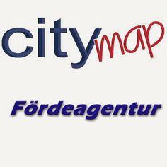 """""""city-map""""  Fördeagentur: Fördeagentur Kiel"""