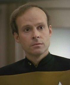Star Trek: The Next Generation Reginald Barclay