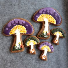 Beautiful Mushrooms!