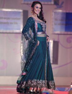Preity Zinta for Manish Malhotra