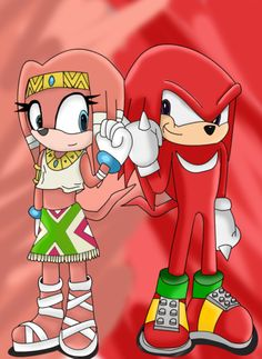 Knuckles the echidna in Sonic Boom - knuckles the echidna fan club Photo (36696904) - Fanpop Sonic Boom Knuckles, Quick Draw, Echidna, Tikal, Disney Characters, Fictional Characters, Fan, Club, Girls