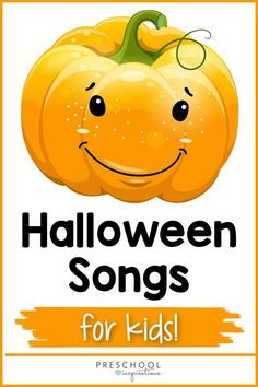 A holiday is a great reason to mix up the music routine in your home or classroom - don't miss these Halloween songs for kids this fall! There are pumpkin songs, dance and movement songs, and even some Halloween songs that teach things like the alphabet. Perfect for toddlers, preschool, kindergarten, and even older kids, too!
