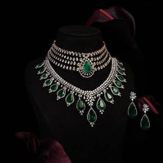 Necklace Designs, Girls Best Friend, Indian Jewelry, Diamond Jewelry, Jewelry Collection, Jewelry Design, Bling, Jewels, Jewellery