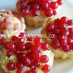 Máslové těsto s vůní pomeranče recept - Vareni.cz Fruit Salad, Raspberry, Fruit Salads, Raspberries