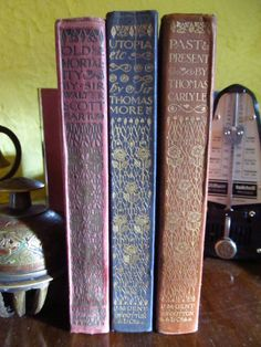 Beautiful Decorative Vintage Book Collection by TheInkSpotBookShop, €36.00