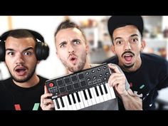 ON FAIT UNE MUSIQUE EN 1H (ft Bigflo & Oli) - YouTube