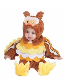 Take a look at this Brown Owl Dress-Up Set - Infant & Toddler by Forum Novelties on #zulily today!