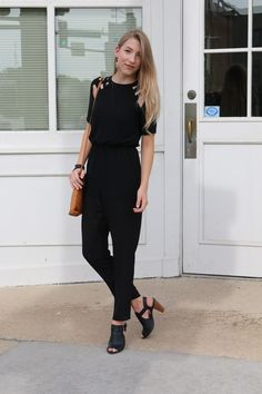 New blog post is up! Be sure to check it out!' http://fashionable247.blogspot.com/2015/07/back-to-black.html