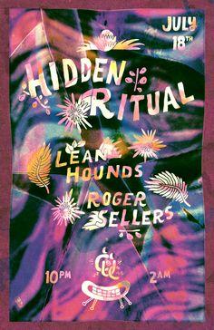 Cheer Up Charlies: Hidden Ritual - Will Bryant Studio