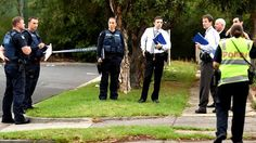 POLICE are investigating links to gangland shootings in their hunt for a gunman after a shooting in Melbourne's inner-north this morning.