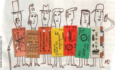 ticket-metro-dessin http://coulmont.com/blog/tag/metro/