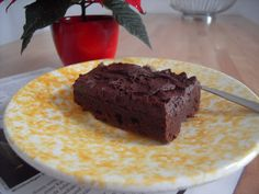Cinnamon-Brownies | bambi backt