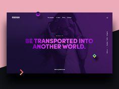 Merge VR Homepage
