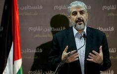 Grupo terrorista islâmico Hamas recusa-se a negociar cessar-fogo com Israel   #Gaza, #Hamas, #KhaledMeshaal, #Palestinos, #Qatar