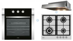 Omega Gas Cooking Package - Cooking Packages - Cooking with Colour | Harvey Norman Australia