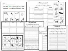 Long A literacy center activities and worksheets.   http://www.teacherspayteachers.com/Product/Long-A-vowel-sound-literacy-center-activities-worksheets