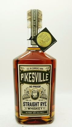 Pikesville Rye Whiskey