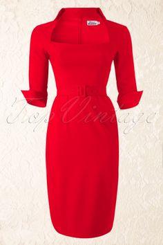 50s Lorelei Marilyn Monroe Red Dress