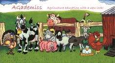 Blog | AGademics | Agriculture education with a new look