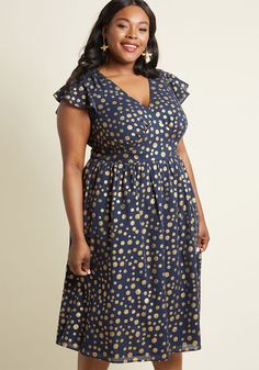 Truly You Midi Dress | ModCloth